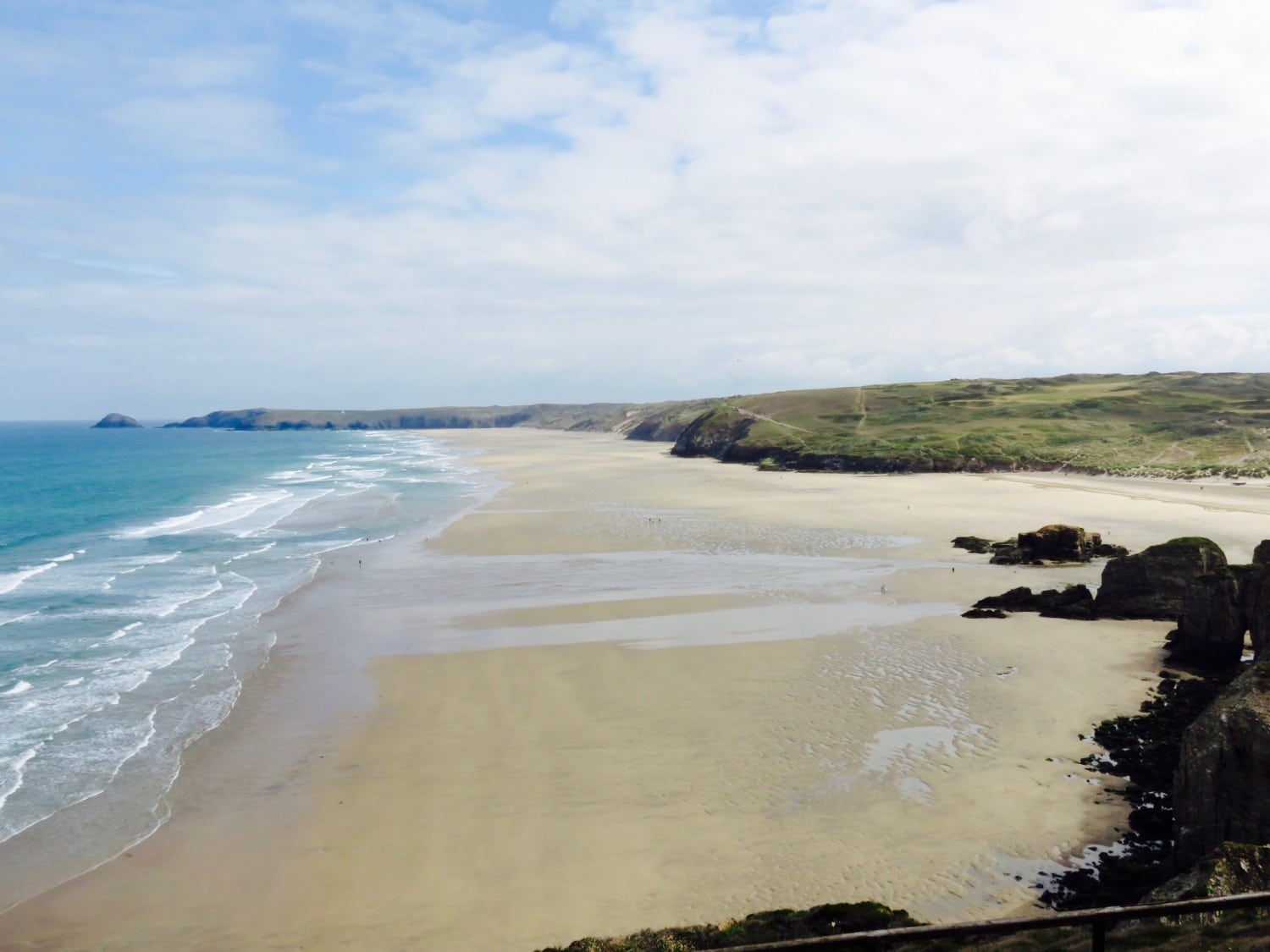 Adventures for the Bank Holiday Weekend - Hiking the South West Coast Path - 1
