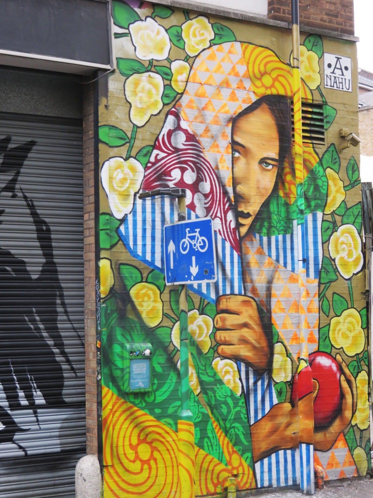 Ananda Nahu - Rivington Street Shoreditch