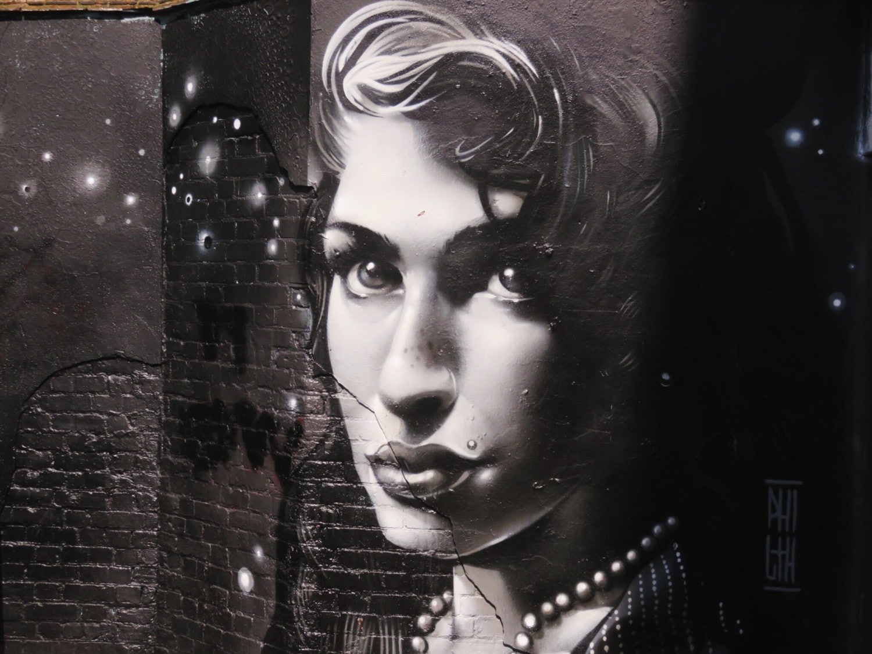 Amy Winehouse Philth Camden - Amy Winehouse Street Art Trail Jewish Museum