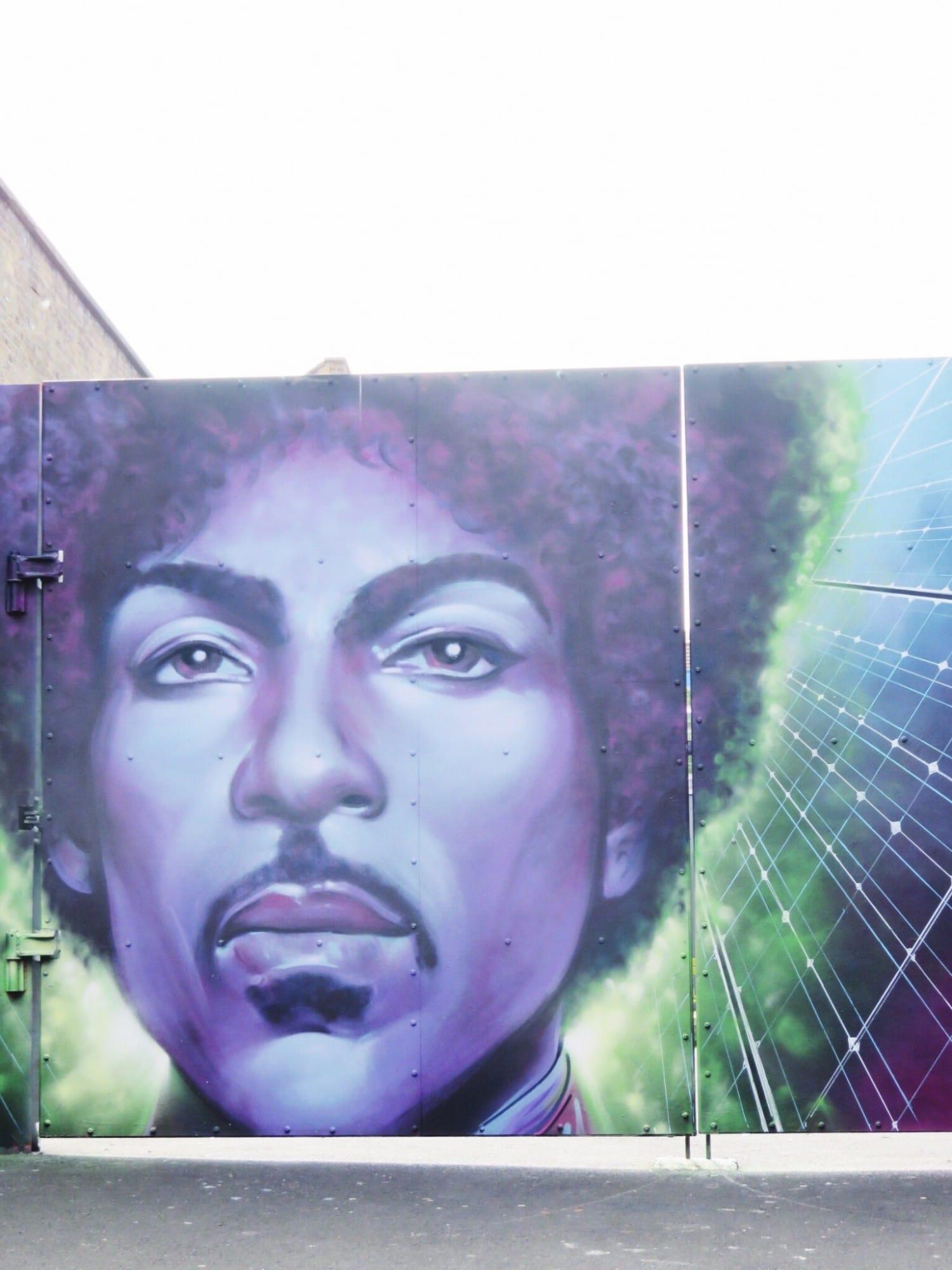 Prince Street Art Camden - Electric Ballroom