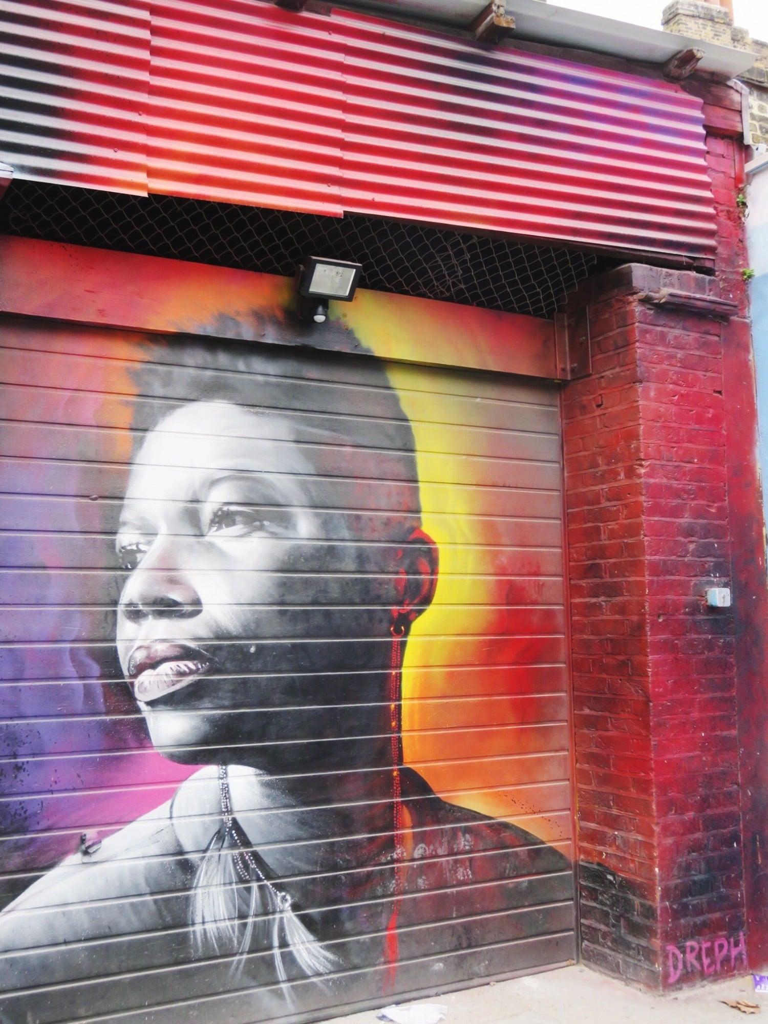 Shoreditch Street Art: Street Art In Shoreditch: Step Into A World Of Colour