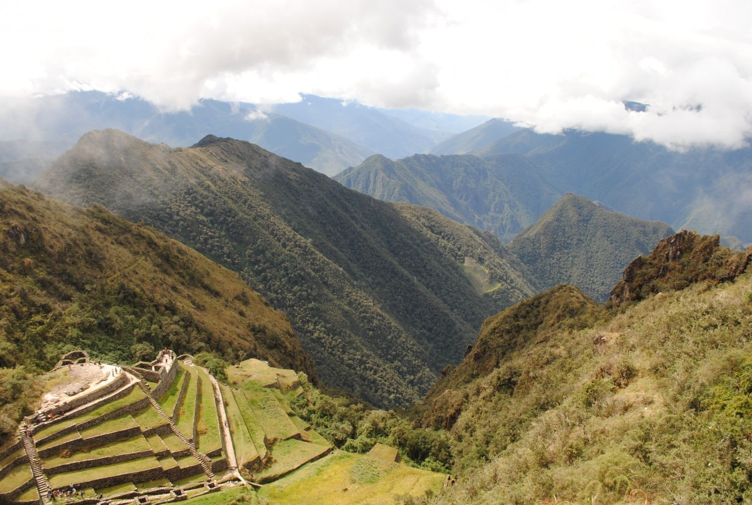Hiking the Inca Trail - Travel Adventures Around the World