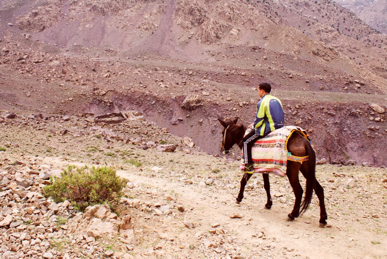 Hiking in the Atlas Mountains: A Photo Essay