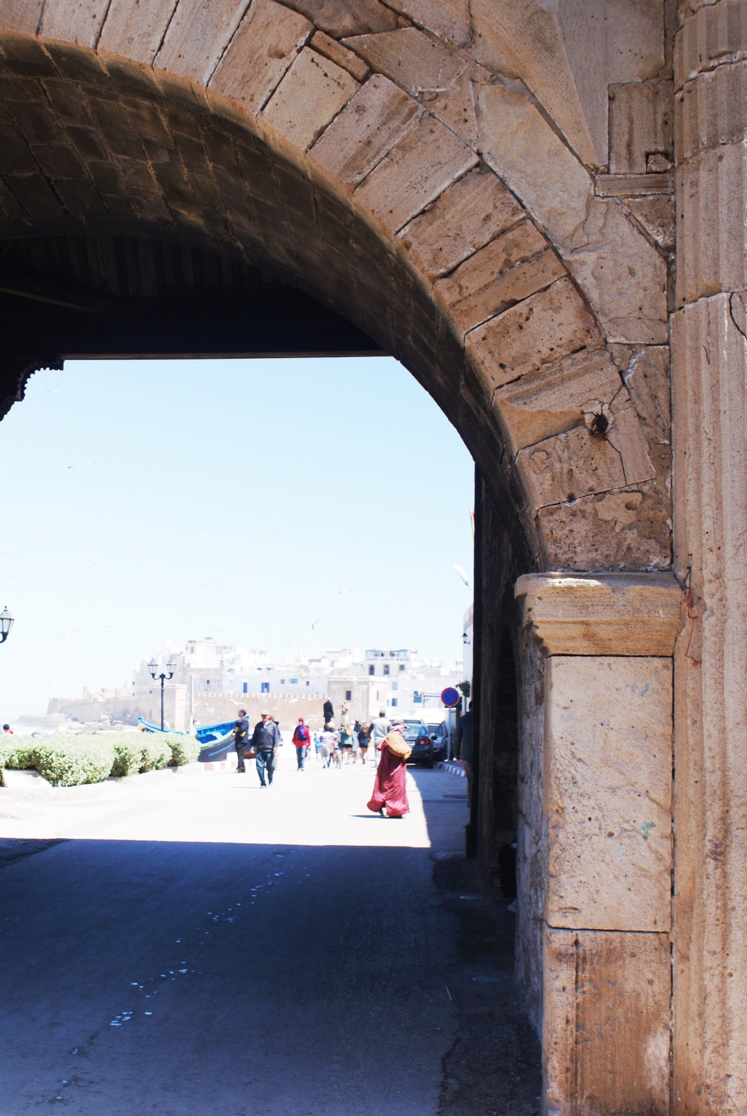 Walled city of Essaouira - Medina