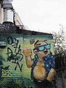Ricky Also Pedley Street
