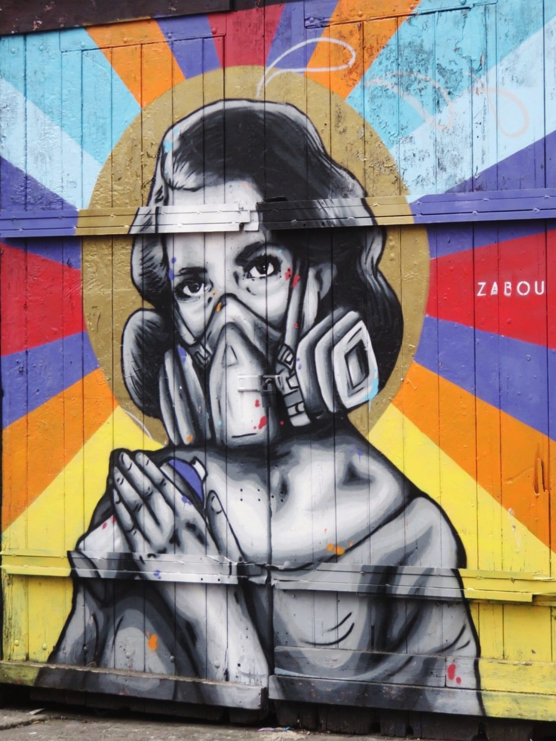 Zabou in Shoreditch
