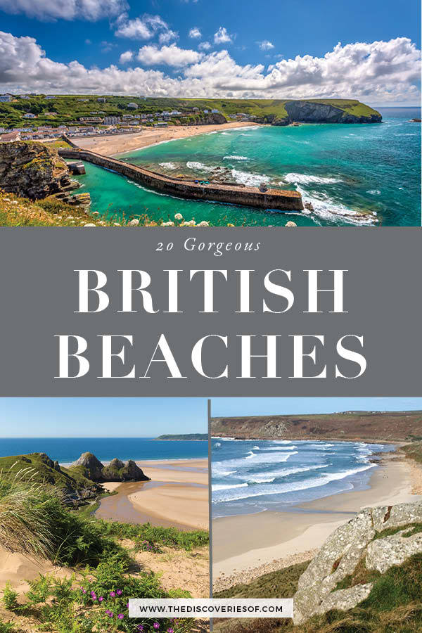 Beaches in the United Kingdom