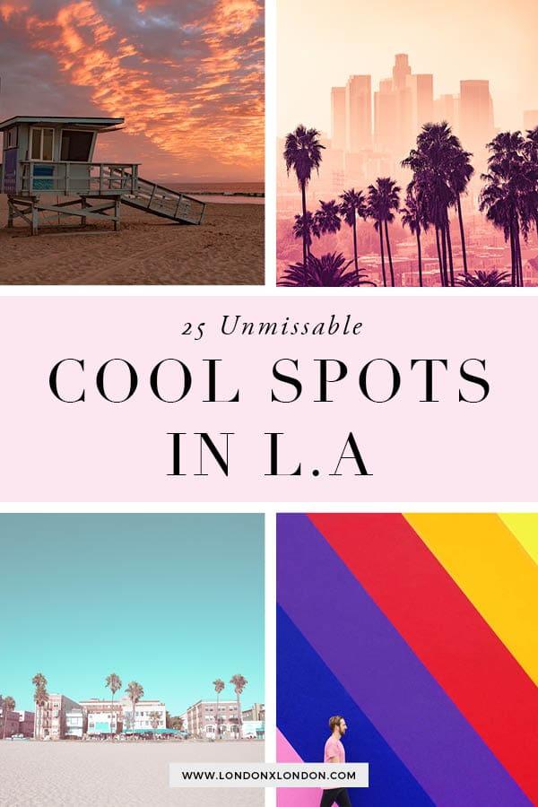 Cool Spots LA