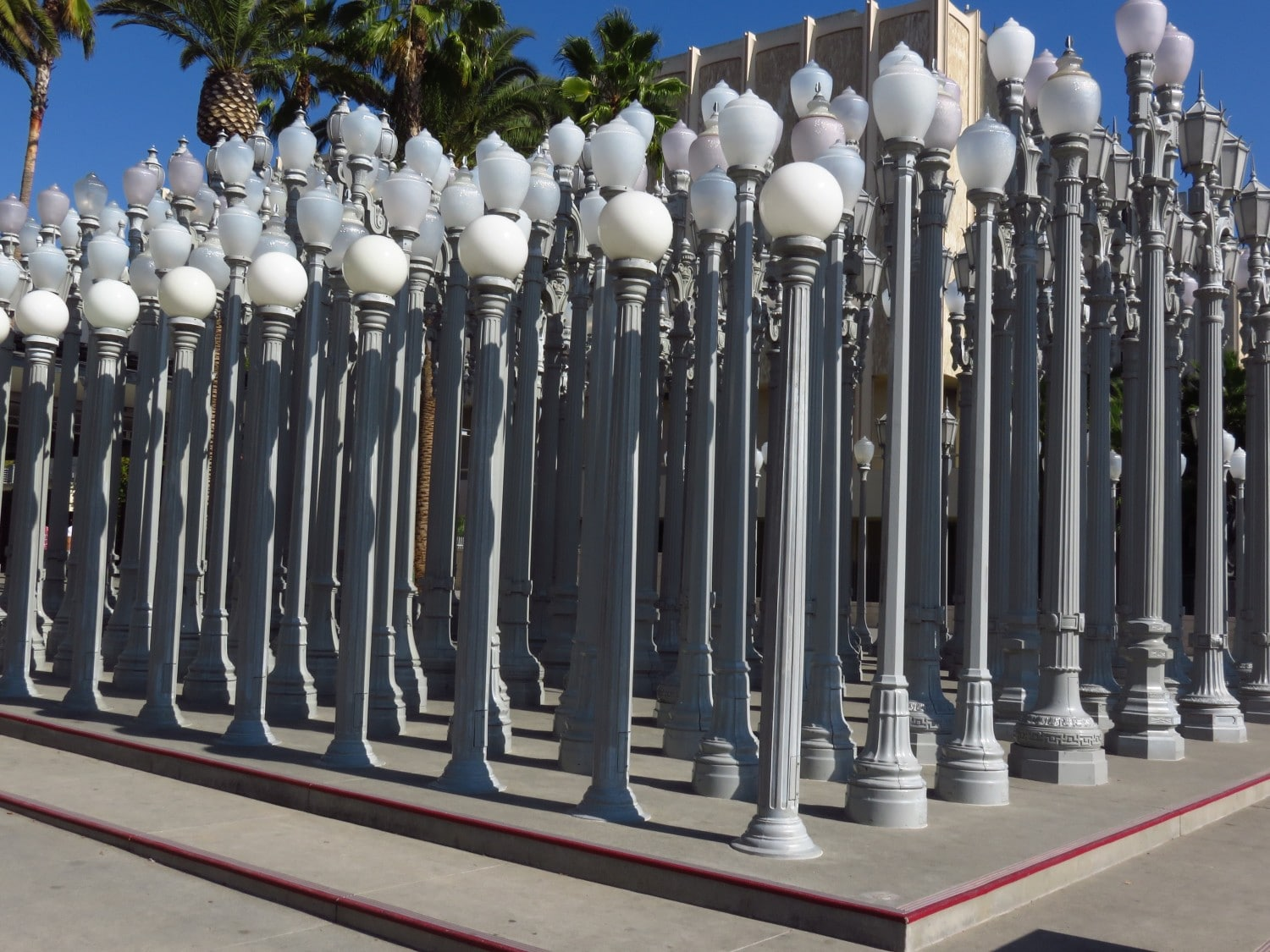 Cool places in Los Angeles LACMA