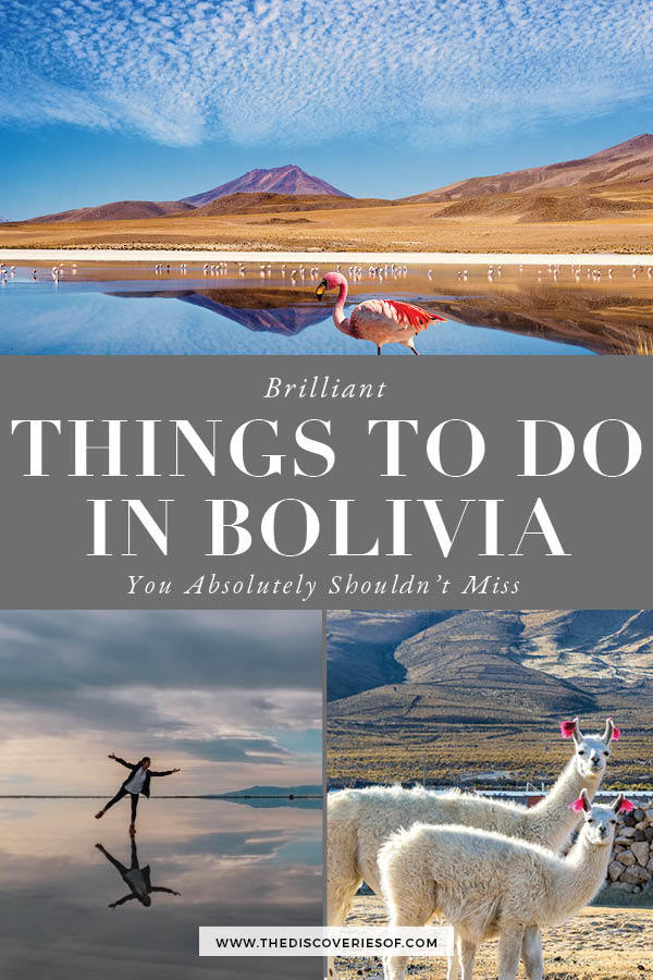 Cool things to do in Bolivia