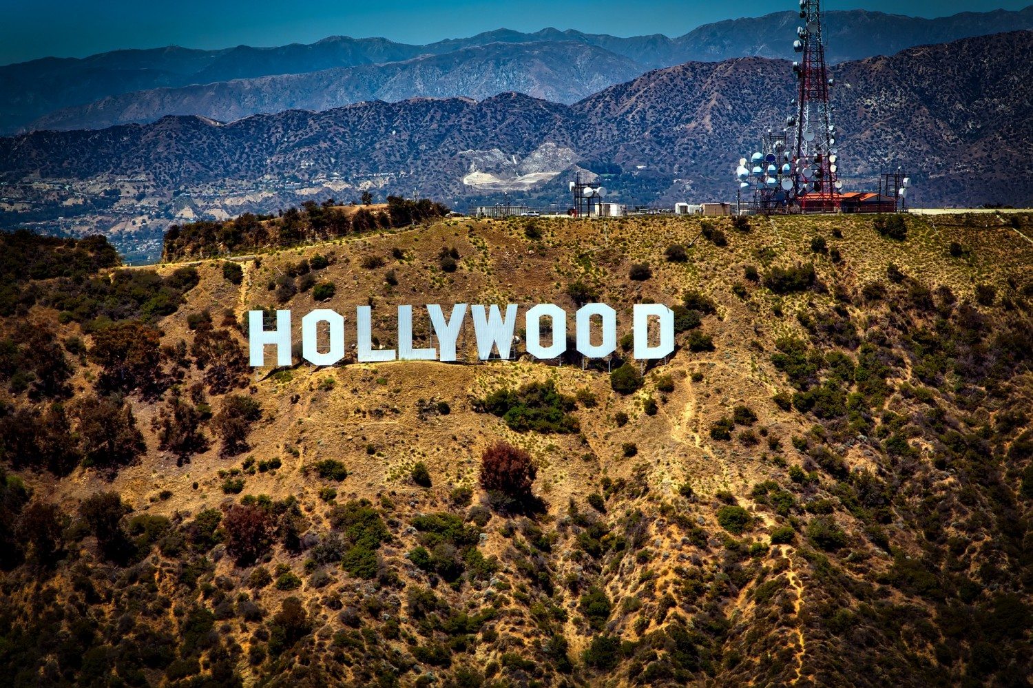 Hollywood Sign Los Angeles - Cool Thing to see