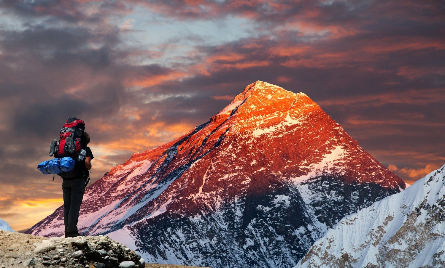 How hard is it to climb Mount Everest. The highest mountain in the world
