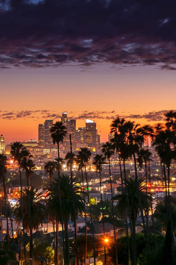 LA at Night