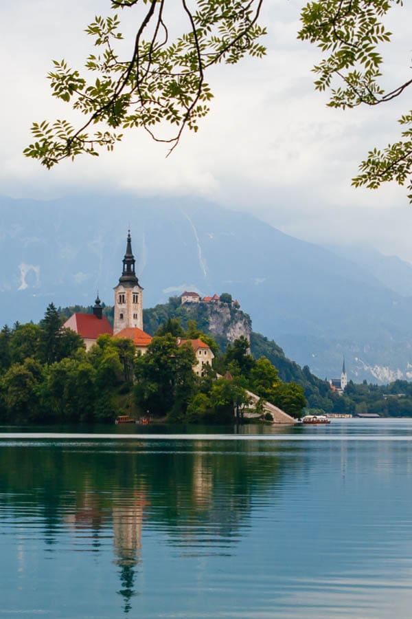 Hiking in Slovenia 1