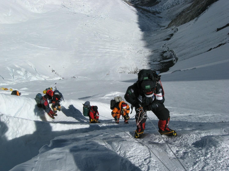 Mount Everest Climb