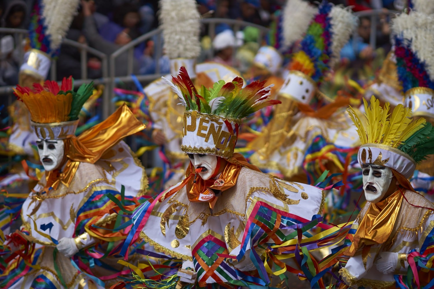 Oruro Carnival in Bolivia is a crazy festive carnival in South America. Read our guide to the top 13 things to do in Bolivia.