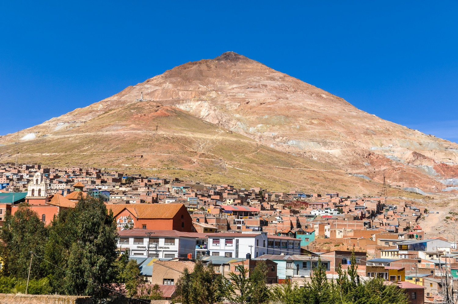 Potosi in Bolivia is famous for its mines. Here's why you should visit on your Bolivia travels.