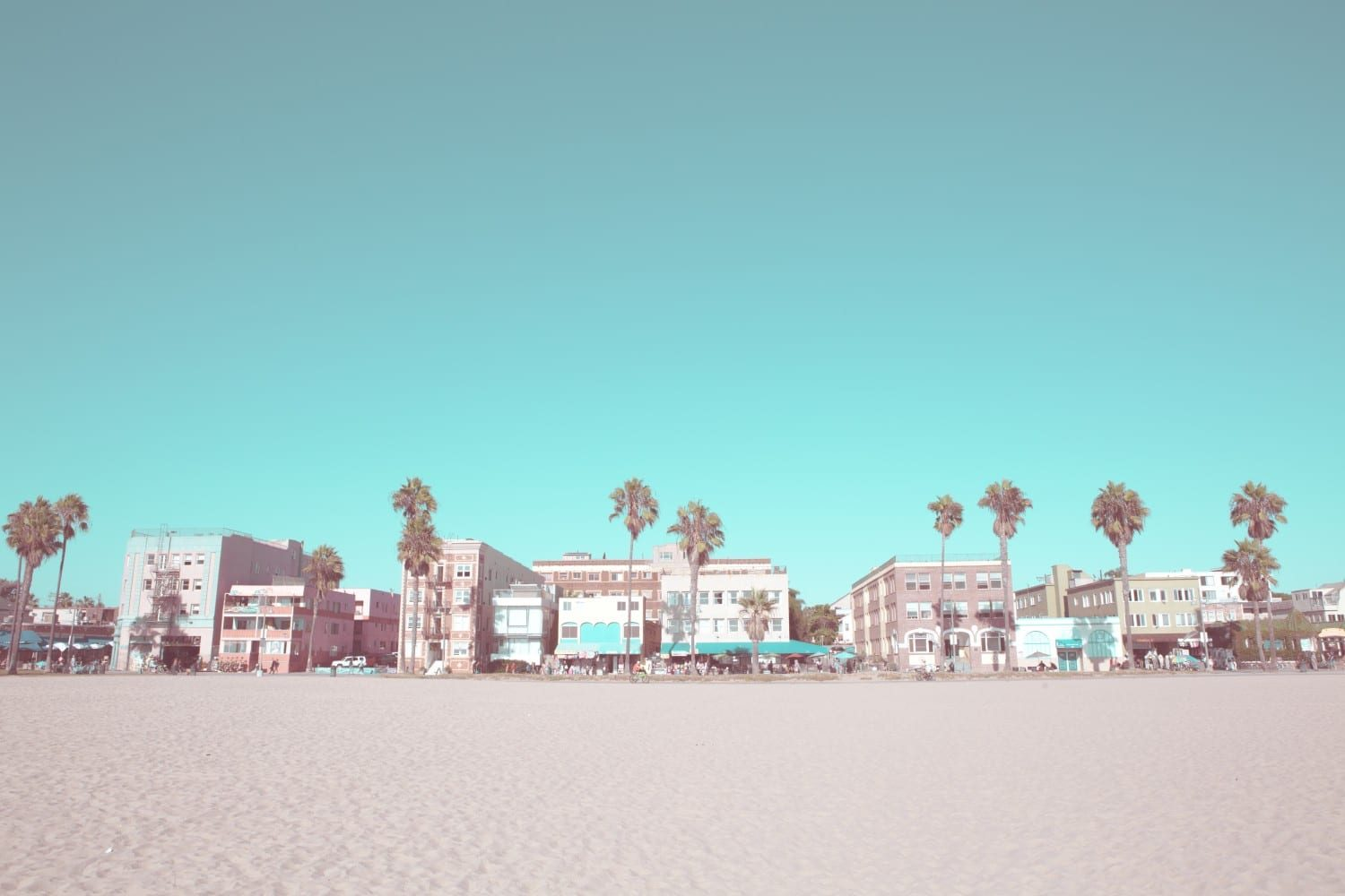 Venice Beach - One of the Cool Places in Los Angeles