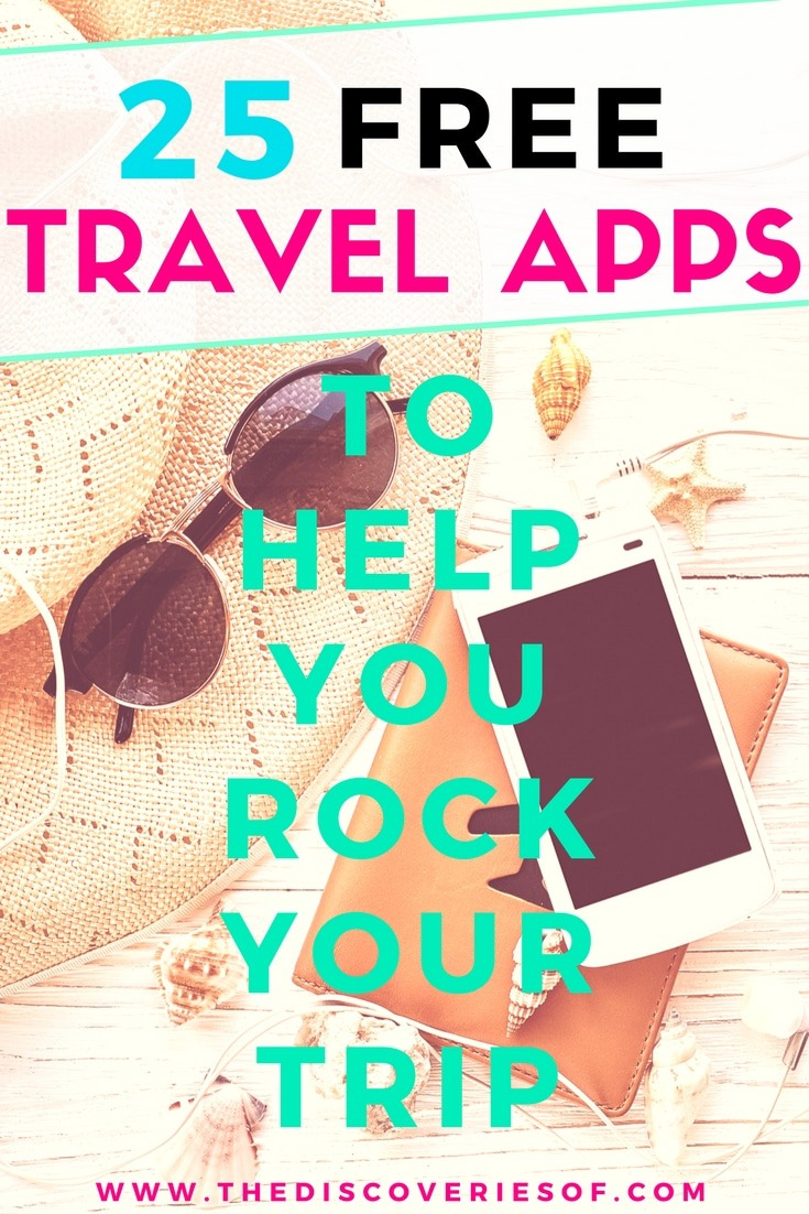 25 amazing travel apps to help you with every aspect of your trip, from packing and travel tips, outfits, destinations, ideas and hacks. Leaving you free to conquer your bucket list and see the world. Read more