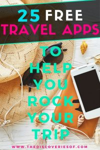 Amazing travel apps to ace your travels. The best travel hacks you can ask for, right on your phone. Read more.