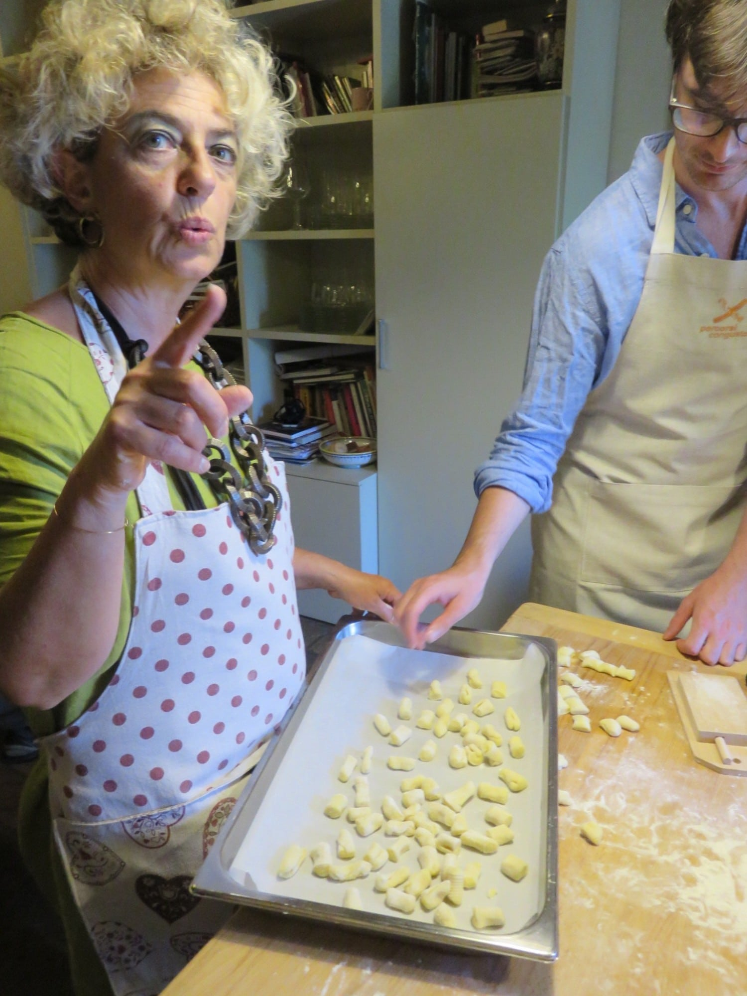Umbrian cooking class with Lorena Autuori