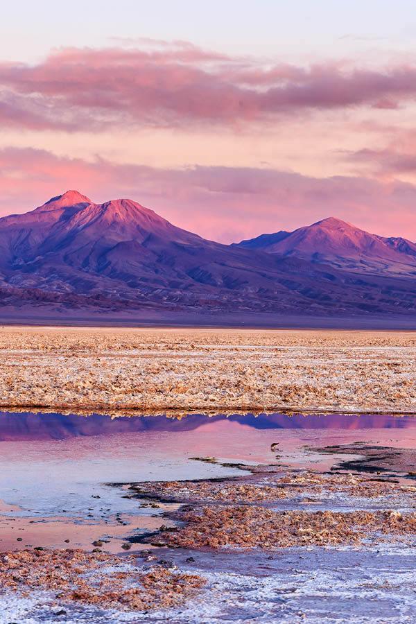Explore Atacama desert