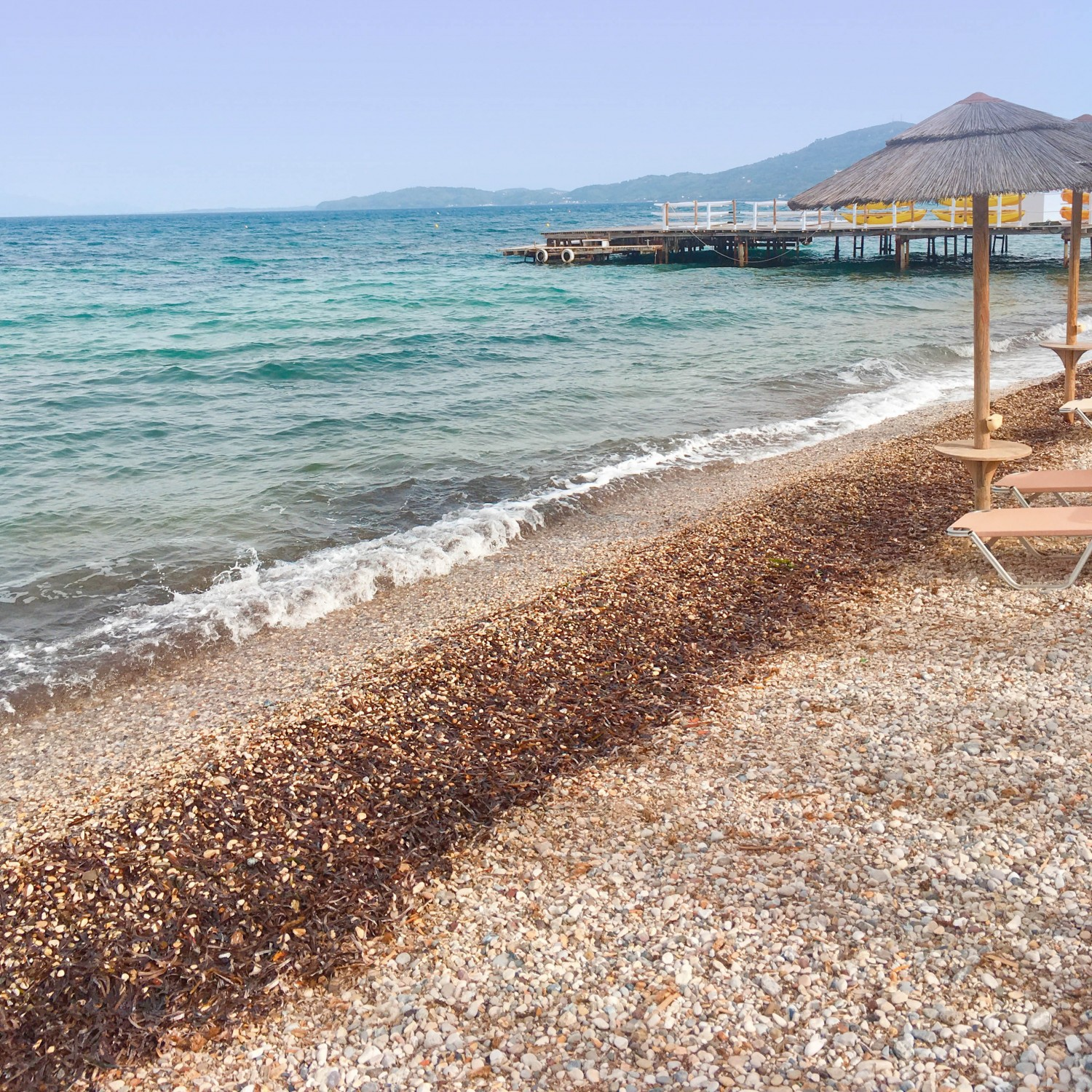 Beautiful beaches on Corfu should put this Greek island at the top of your list.