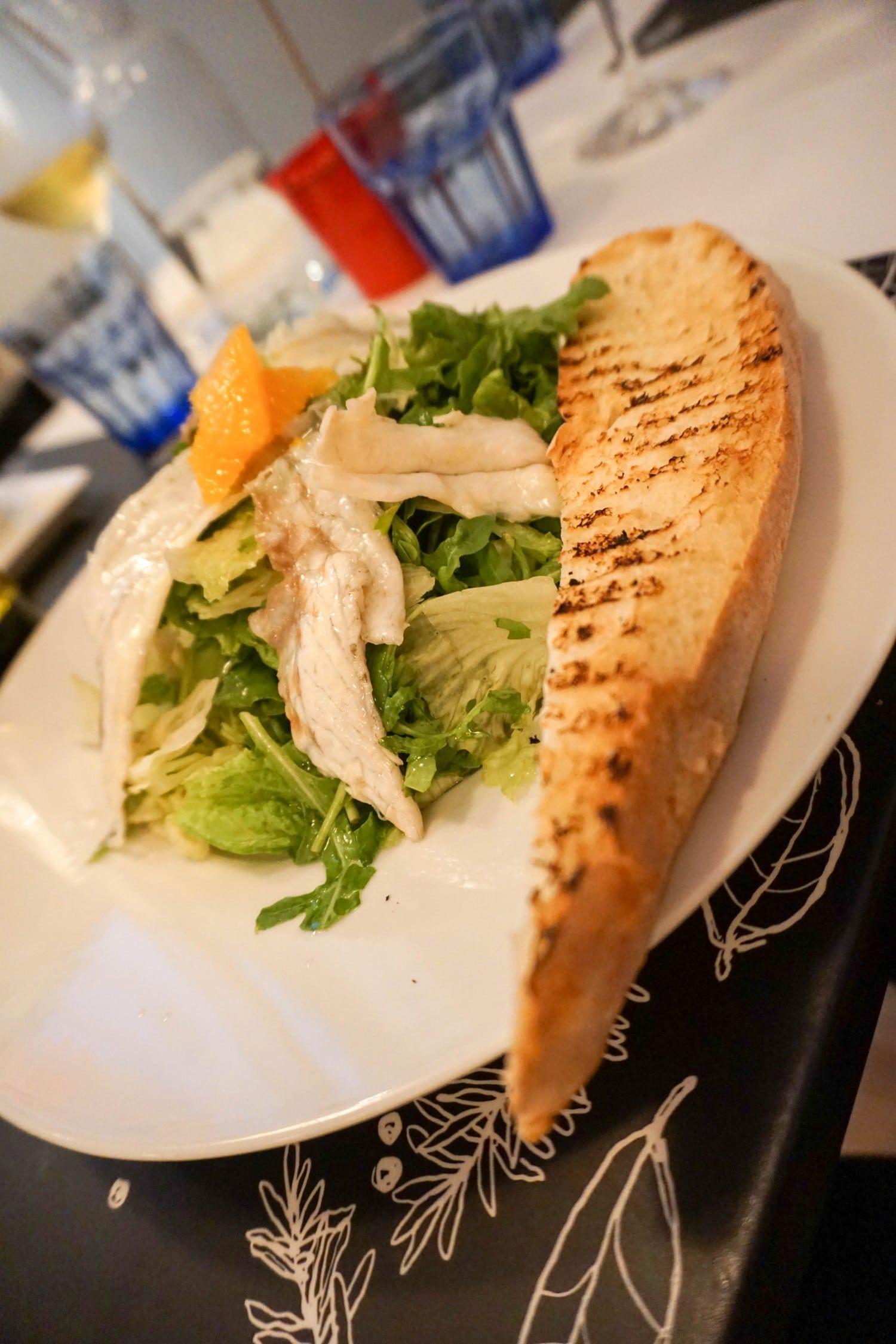 Lari & Penati is a cool spot to eat in Zagreb