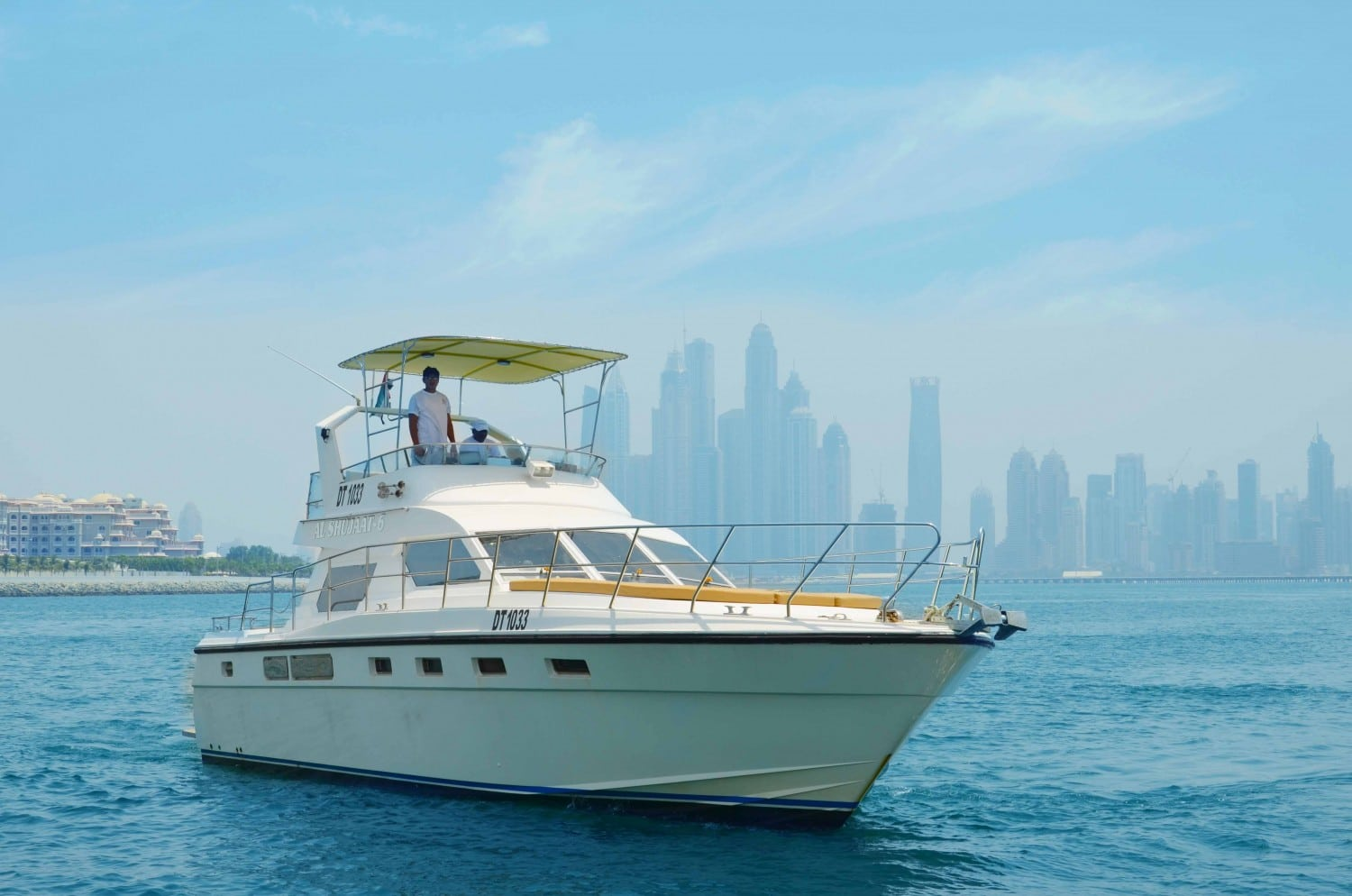 Luxury Private Yacht Cruise Dubai