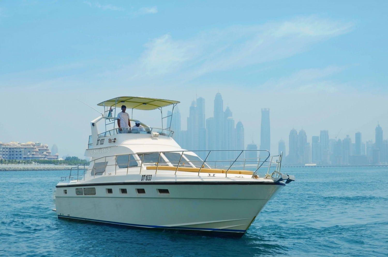 Luxury Private Yacht Cruise Dubai