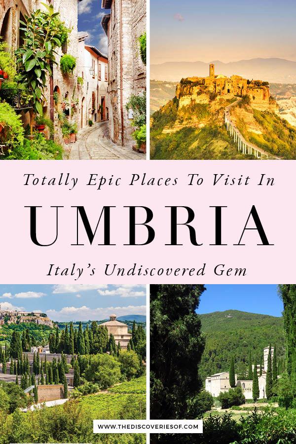 TTD Umbria Italy