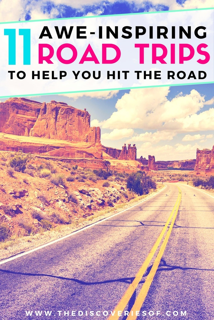 The most epic road trips from around the world. Road tripping is the ultimate four-wheeled adventure. Check out these awe-inspiring road trip ideas and hacks - featuring American faves in California to Ireland, Canada and European road trips. Read now.