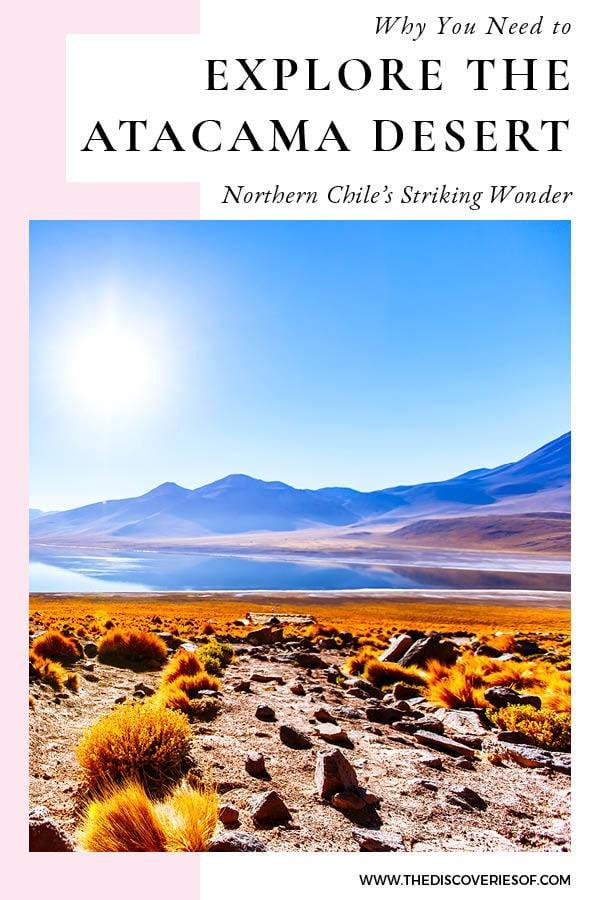 Things to do Atacama