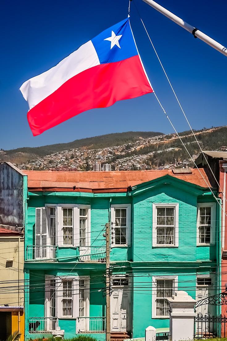 Valpairaiso, Chile