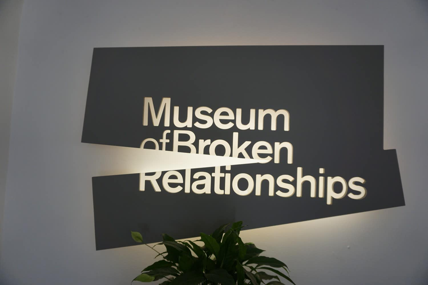 The Museum of Broken Relationships is a must see if you are visiting Zagreb. Read our full travel guide.