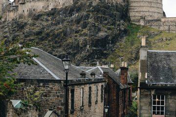 36 Hours in Edinburgh - Edinburgh Castle. Read the full guide.