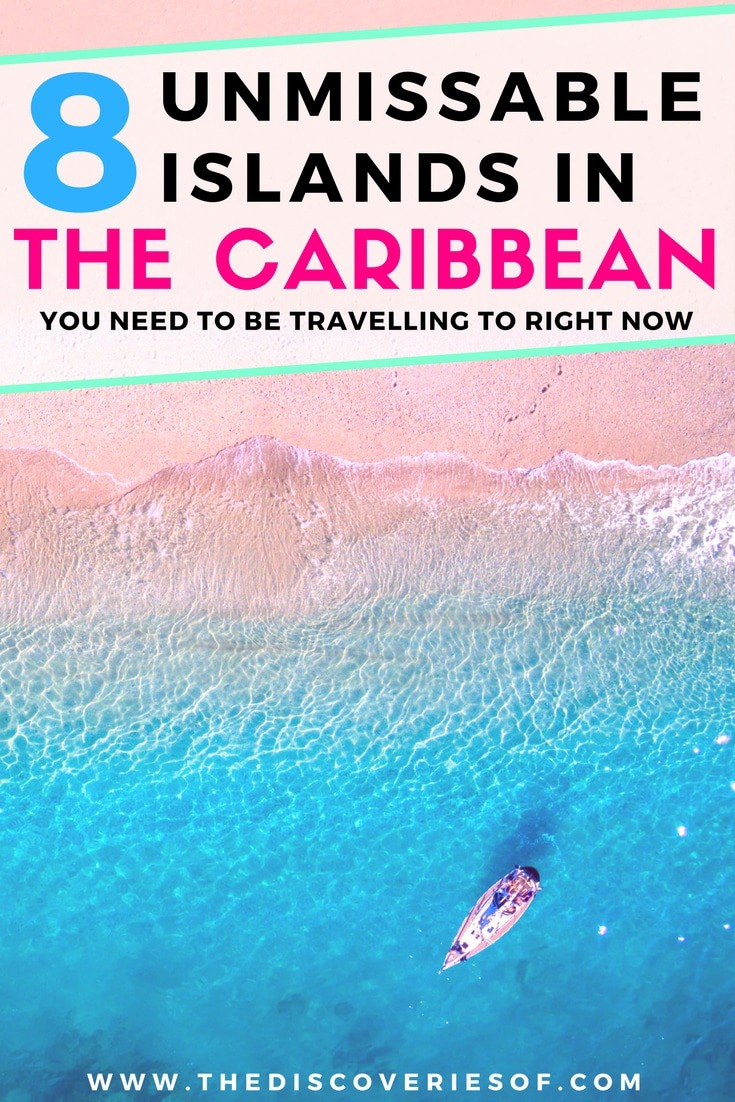 8 amazing Caribbean islands for the ultimate beach vacation. Travel to the Caribbean in style for incredible beaches, culture (and a party or two). Barbados, Jamaica, Turks and Caicos, Antigua + more - this is our Caribbean hotlist. Read now.