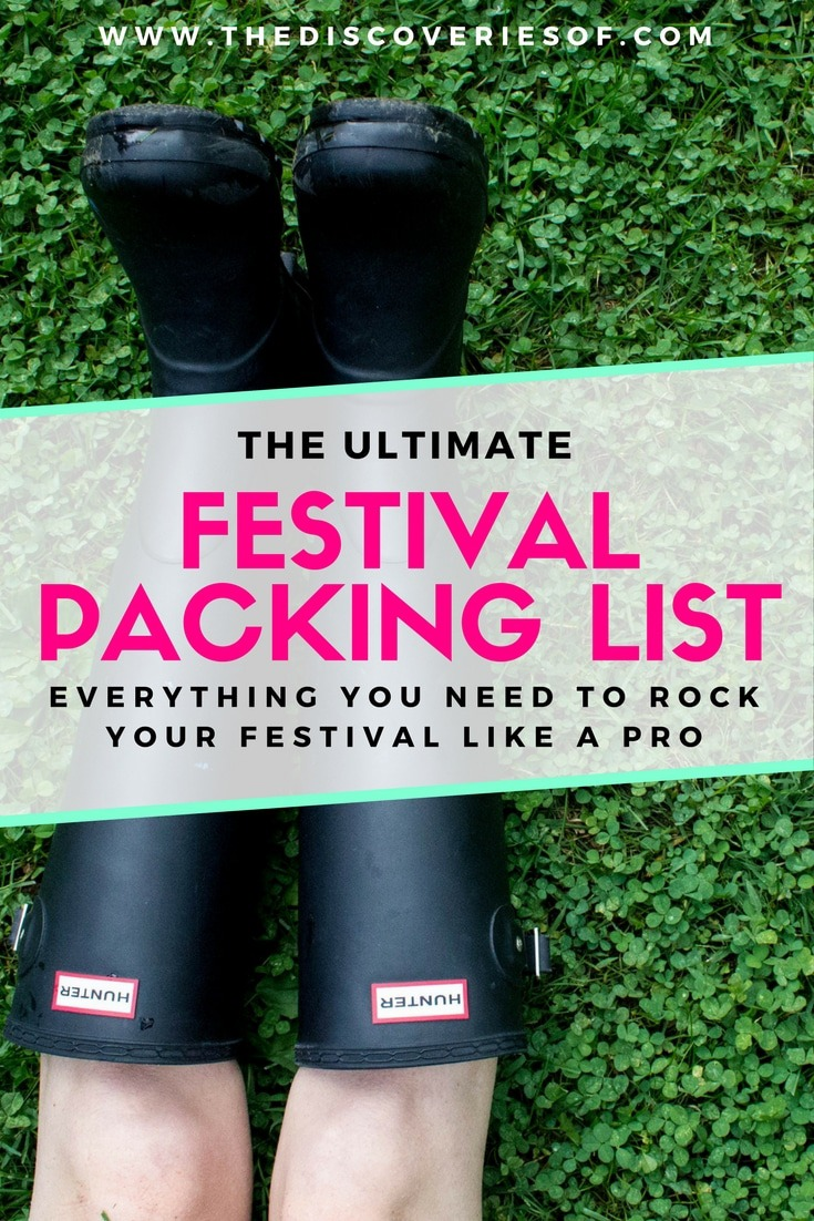 A festival packing list to help you rock your festival. Summer is all about music festivals. No need to worry about what to wear, we've got the packing list packed with hacks and products to have you doing it like a pro. Coachella + Burning Man style. Read more.