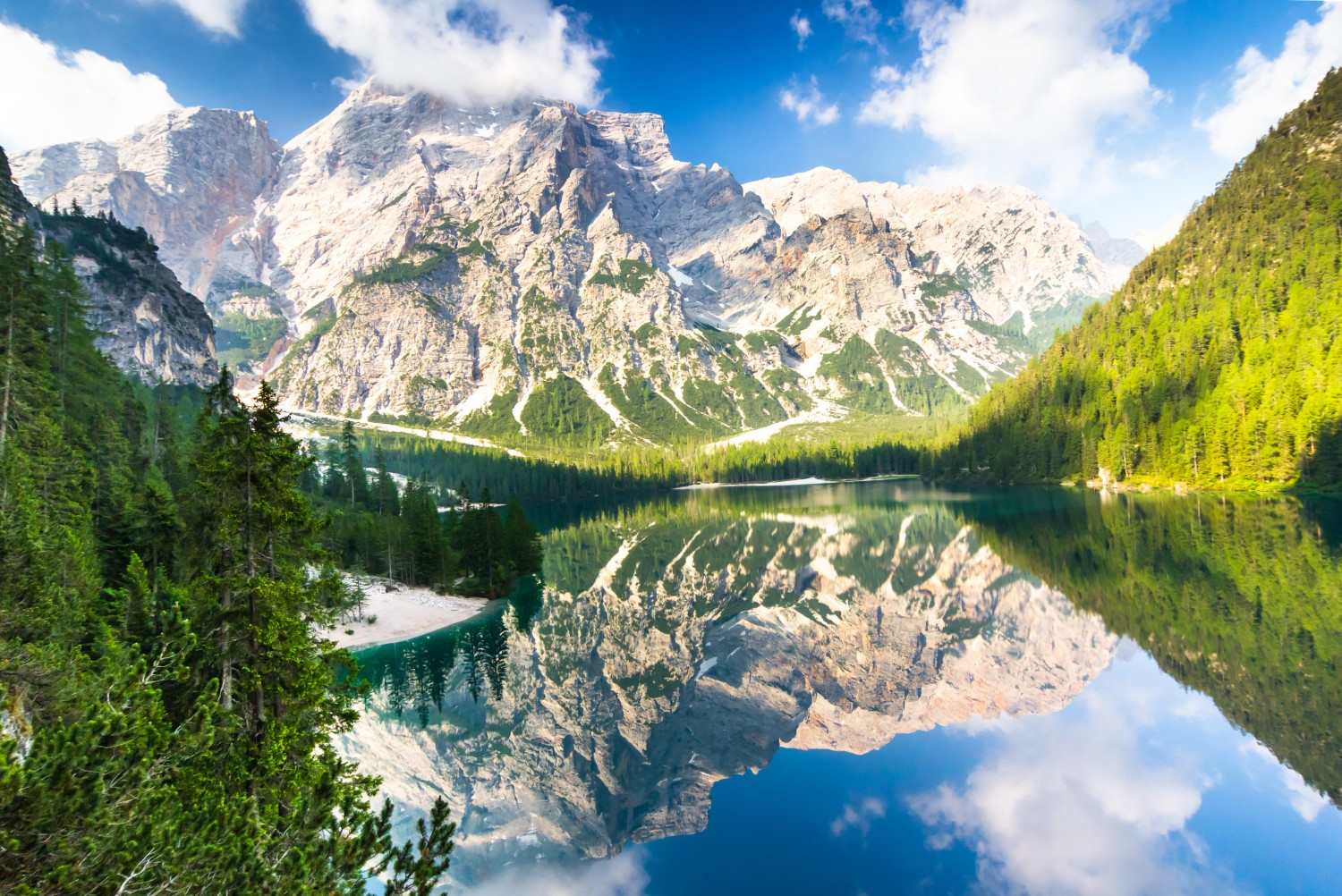 Alta Via, Lake Braies - Best Hikes in Europe