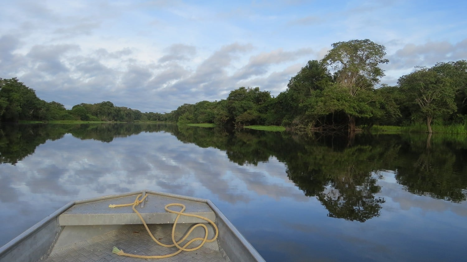 Amazon River Travel Itinerary