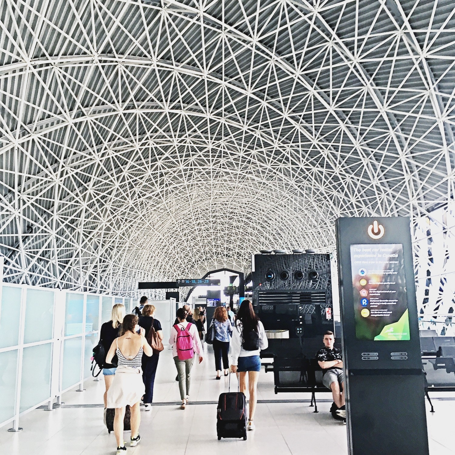 Awesome Reasons to Go to Zagreb - Zagreb's New Airport. Read more.