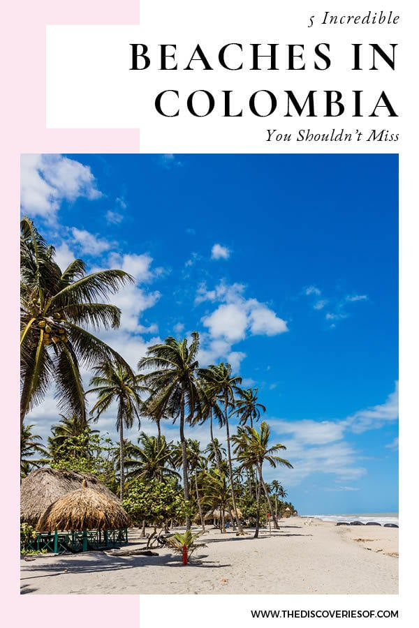 Beaches in Colombia1