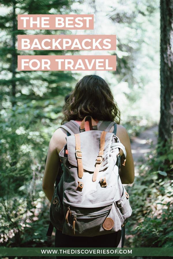 Best Backpacks for Europe