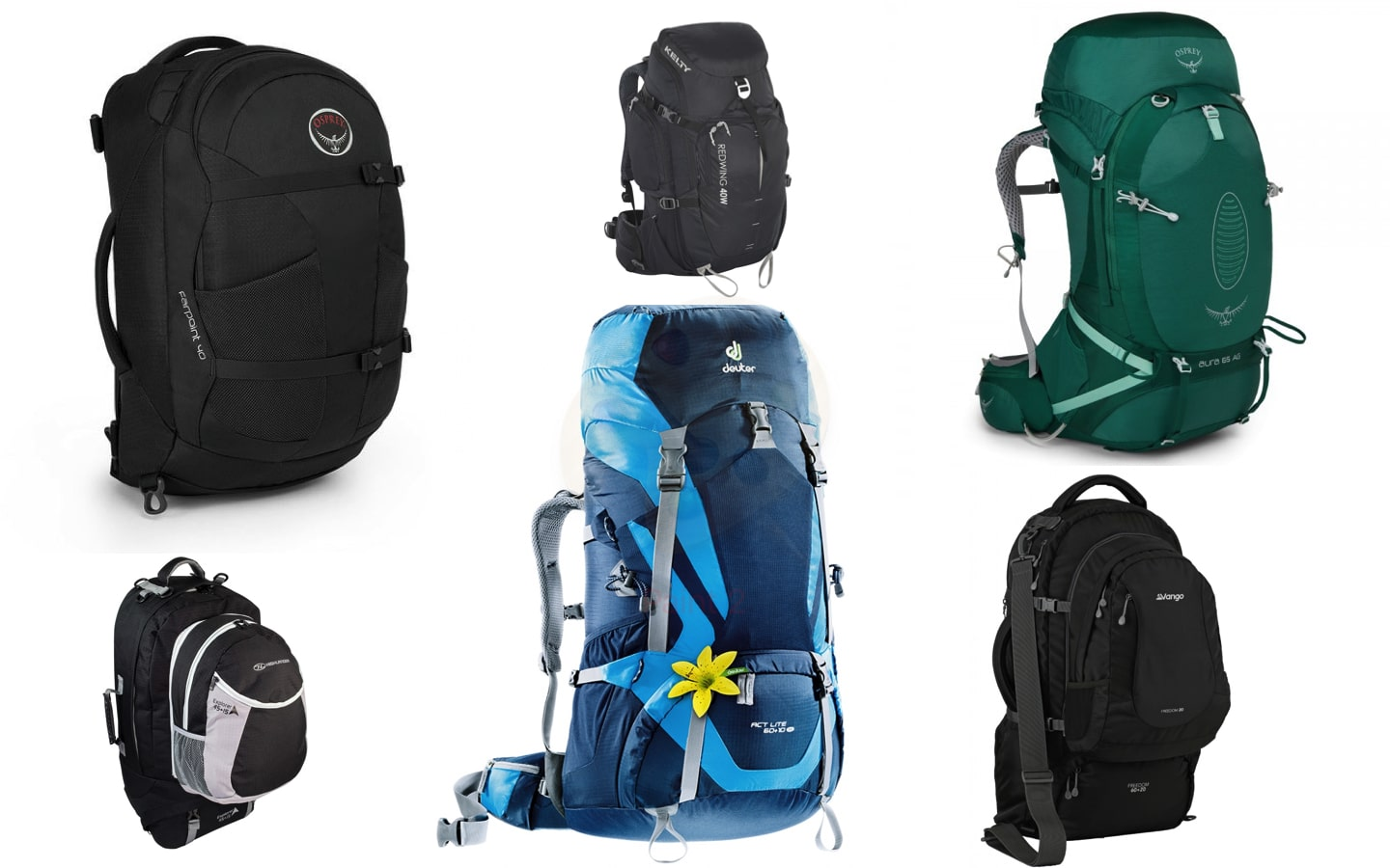 Best Backpacks for Travelling Europe