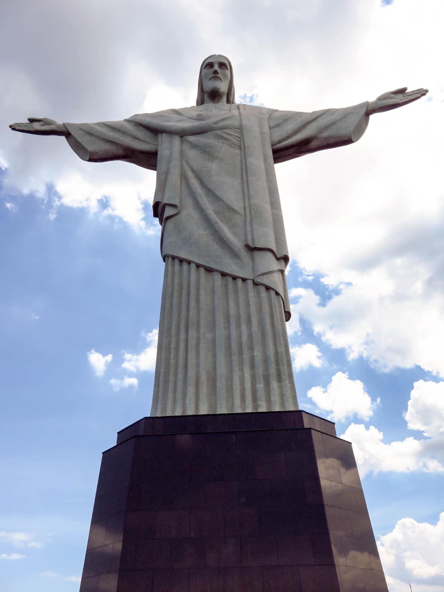 Christ the Redeemer - Brazil's Famous Landmarks. Read the full article.