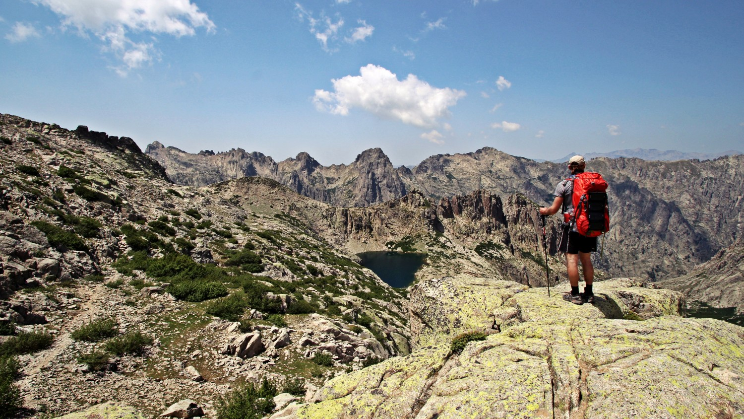The GR20 is the toughest hike in Europe but also one of the best. Here's why.