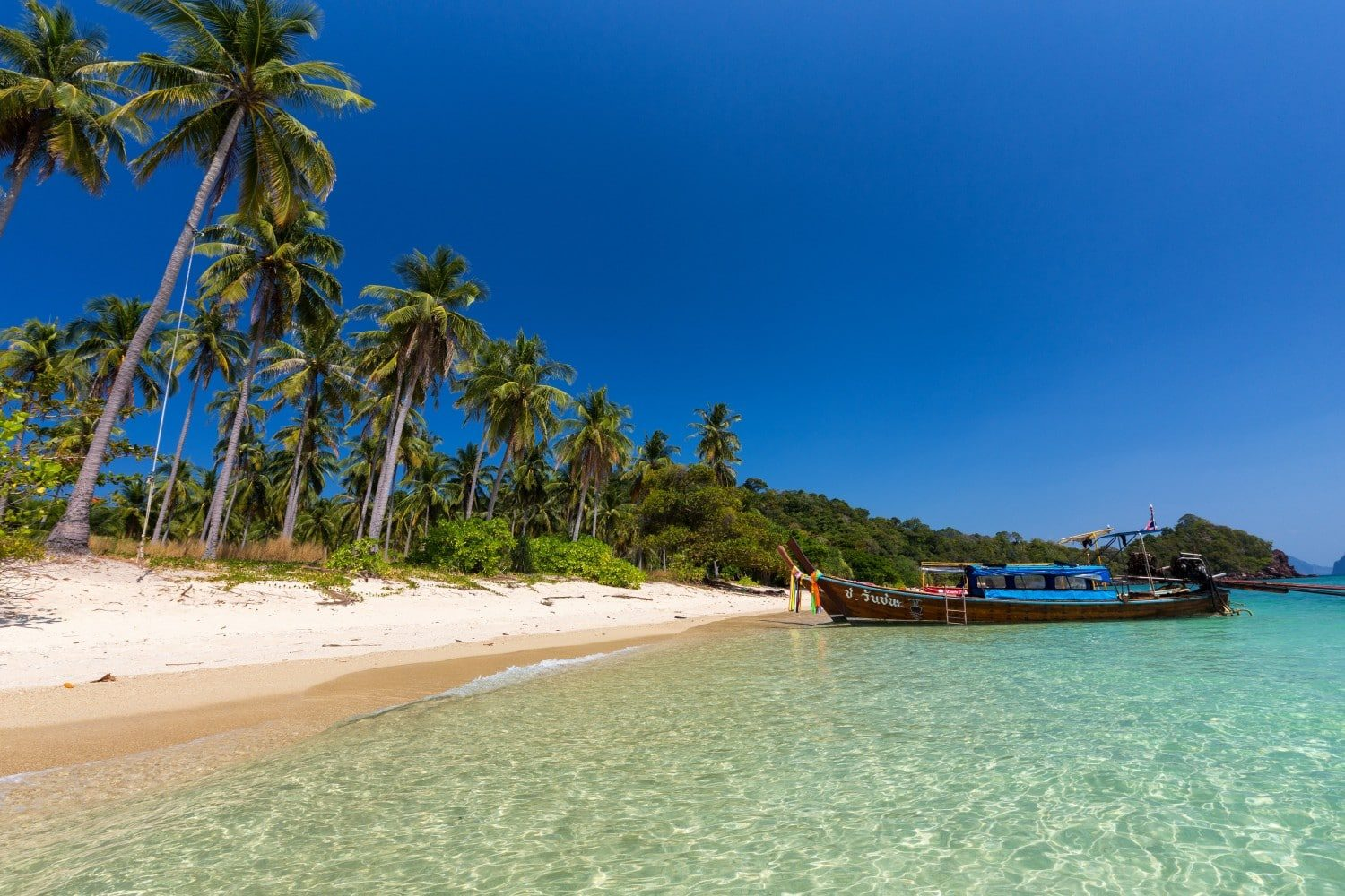 Thailand is a great cheap backpacking destination