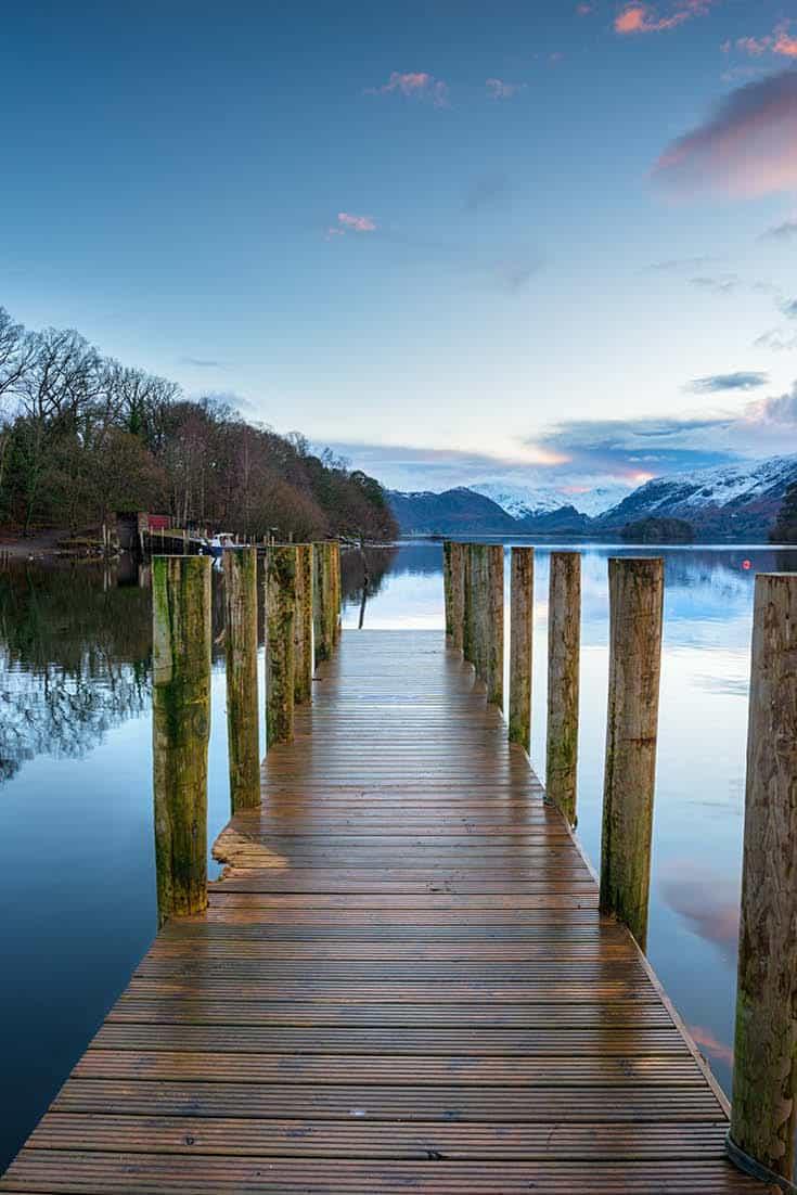 Derwent Water Lake District