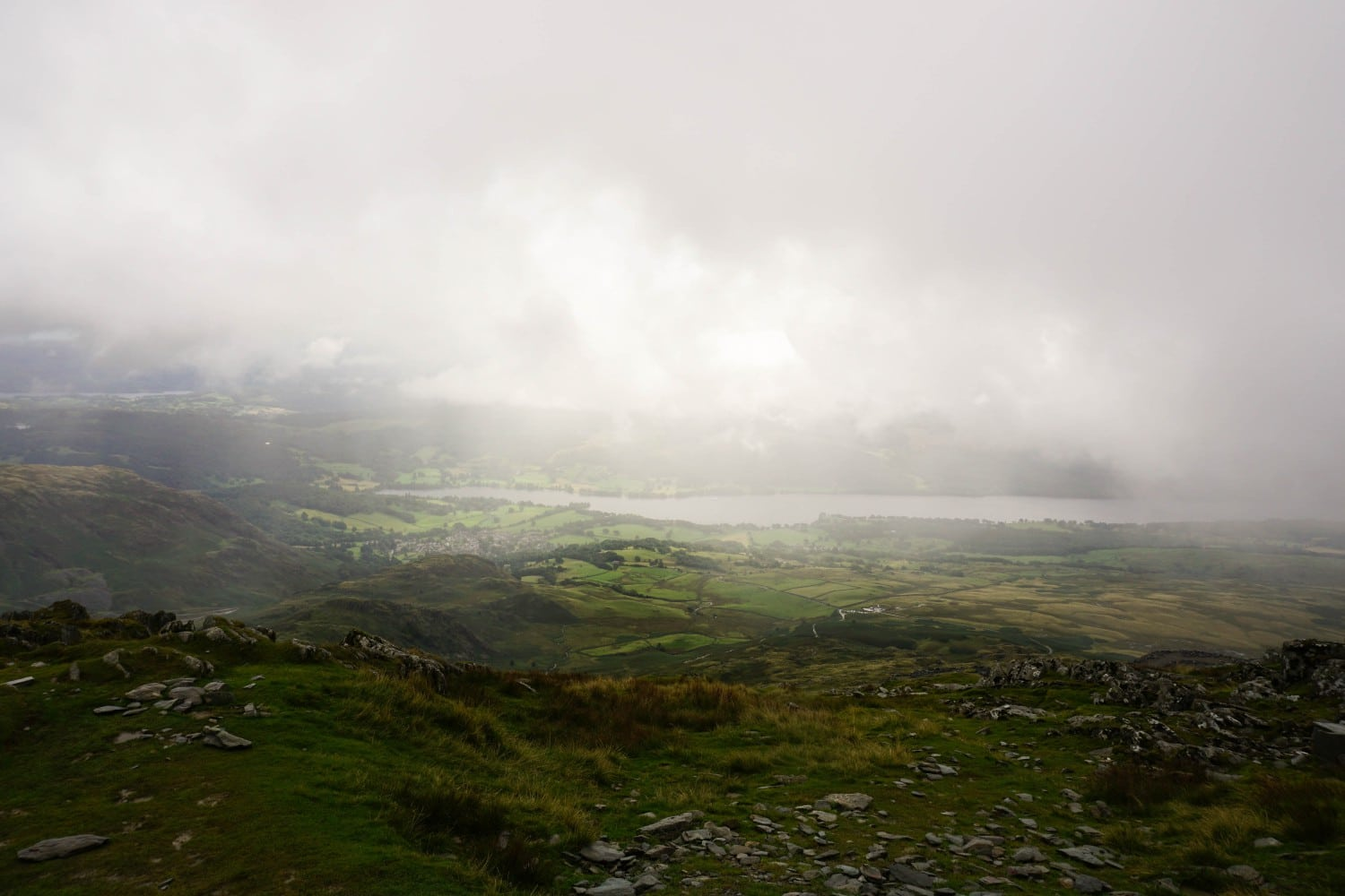 Lake District - Old Man of Coniston. Read our guide to walking in the Lake District, UK.