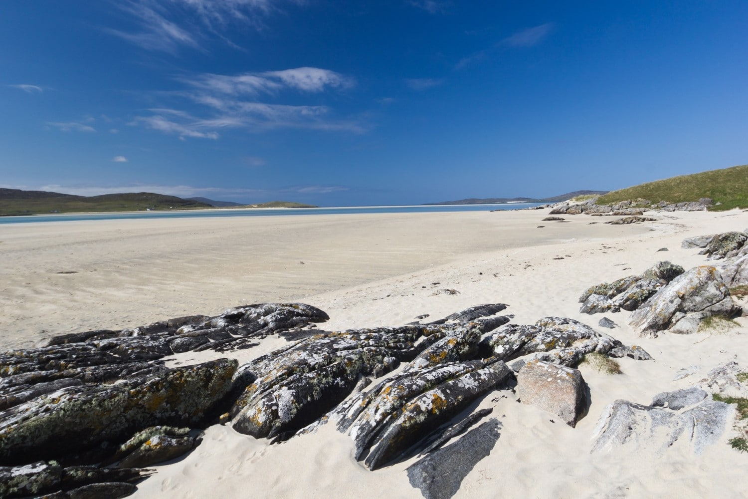 Luskentyre Beach, Scotland - UK Bucket list